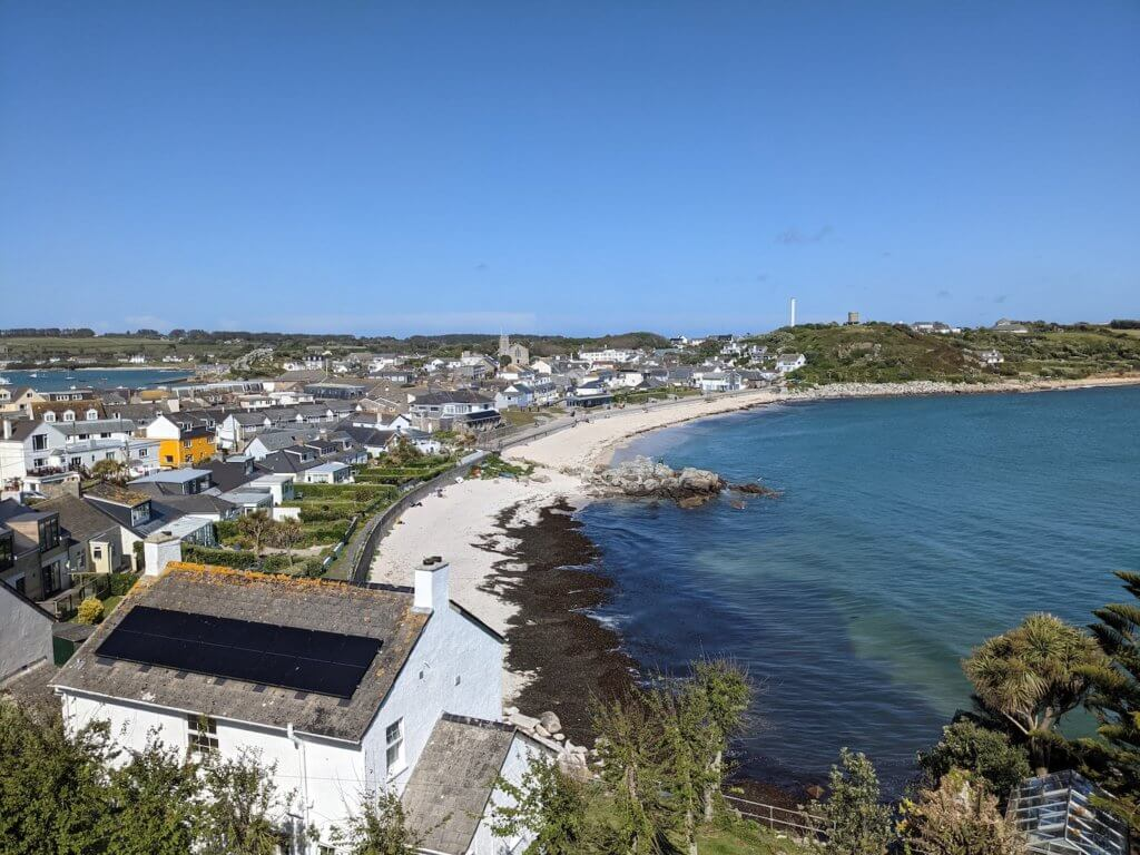 facts about the scilly isles