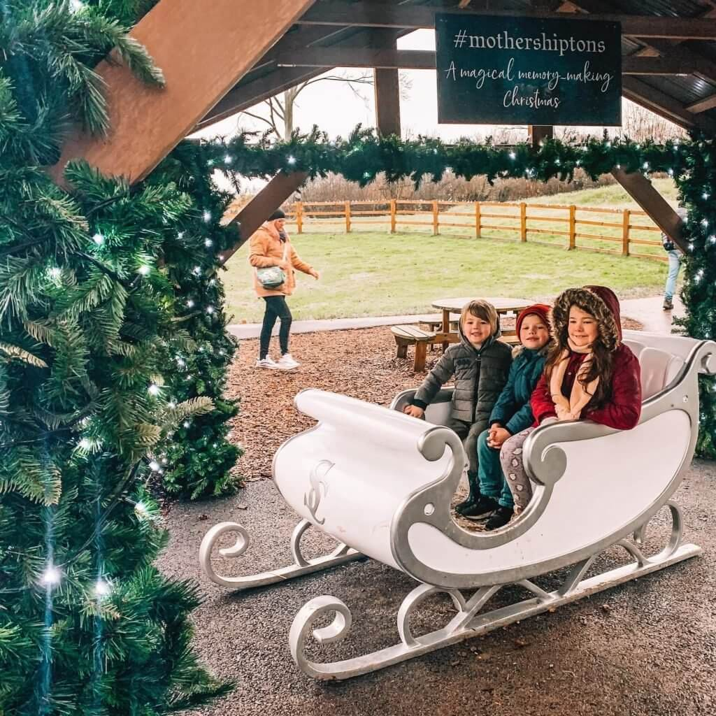 days out in Yorkshire christmas