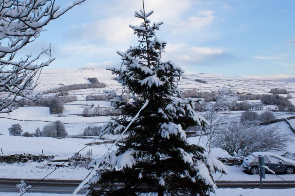 Christams in Yorkshire
